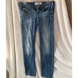 Low rise skinny Hollister jeans